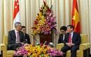 Ảnh ấn tượng 3 lần thăm Việt Nam của Thủ tướng Singapore