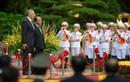 Ảnh: Thủ tướng Nguyễn Xuân Phúc tiếp Thủ tướng Singapore Lý Hiển Long
