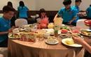 Thực hư bữa ăn đau lòng của tuyển bóng đá nữ ở SEA Games 29