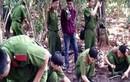 Hàng chục công an truy bắt kẻ giết người trốn trong rừng