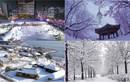 Điểm du lịch tại Hàn Quốc nên đến vào dịp Giáng sinh