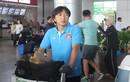 HLV Toshiya Miura lặng lẽ rời Việt Nam