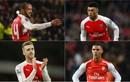 6 cầu thủ người Anh mà Arsenal cần thanh lý gấp