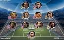 Đội hình tiêu biểu bán kết lượt về cúp C1 châu Âu