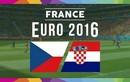 Euro 2016 Croatia - CH Czech: Modric phẩm chất nhạc trưởng
