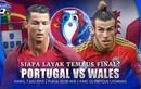 Euro 2016 Bồ Đào Nha-Xứ Wales: Đại chiến nội bộ Real Madrid