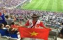 Những CĐV Việt Nam hòa nhịp cùng Euro 2016 trên đất Pháp