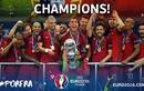 Hành trình đến chức vô địch Euro 2016 của Bồ Đào Nha