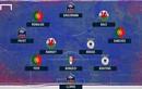 Đội hình tiêu biểu VCK Euro 2016: Quy tụ đầy sao