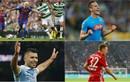 Những cái tên tỏa sáng tại lượt đầu cúp C1 châu Âu