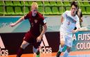 Thua ĐT Nga, Futsal Việt Nam kết thúc hành trình thần kỳ