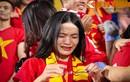 U19 Việt Nam thất trận, dàn CĐV nữ bật khóc trên khán đài