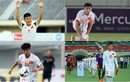 """Những chàng đội trưởng """"hot boy"""" của các lứa U19 Việt Nam"""