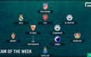 """Đội hình tiêu biểu vòng 4 UEFA Champions League: """"Thánh Iker"""" trở lại"""