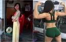 Tuổi thơ cơ cực trong xóm Lò Heo của hot girl phòng gym