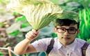 Hot boy Thanh Hóa và tài năng biến rác thành quần áo