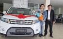 Chàng sinh viên ĐH Luật 21 tuổi, làm thêm mua ô tô tặng bố