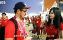 Nữ CĐV Việt Nam khiến dân mạng Hàn Quốc phát cuồng là ai?