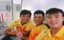 Bộ 3 trung vệ U23 Việt Nam gây mê dân mạng bằng ảnh selfie cực chất