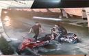 Công bố hình ảnh nghi phạm cắt cổ tài xế taxi ở Mỹ Đình