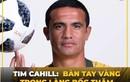 """Chết cười """"biệt danh mới"""" của Tim Cahill sau lễ bốc thăm VL World Cup"""