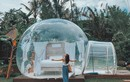 """Cực hot: Xuất hiện Khách sạn bong bóng ở Đà Lạt """"chất"""" không kém Bali"""