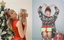 Hot girl Việt đón Giáng sinh: Người sang chảnh, kẻ bị dìm hàng đáng thương