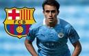 """Chuyển nhượng bóng đá mới nhất: Barca """"gõ cửa"""" Man City vá hàng thủ"""