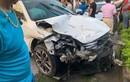 Video: Kinh hãi cảnh tượng ôtô con gây tai nạn liên hoàn