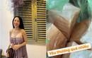 Được tiếp tế đồ ăn, ái nữ đại gia Minh Nhựa cực phấn khích