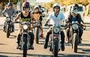 Trần Lập làm MV Những Chuyến Đi Dài tặng các bikers
