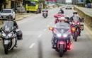"""Hàng trăm môtô khủng """"kết nối đam mê"""" tại Nghệ An"""