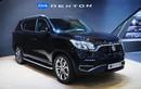 """SsangYong Rexton 2018 sắp về Việt Nam """"đấu"""" Toyota Fortuner"""