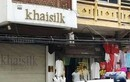 Khaisilk bán lụa giả: Hai cán bộ quản lý thị trường bị kỷ luật