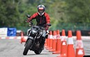 Cầm lái xe máy côn tay - phanh thế nào cho đúng?