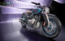 Royal Enfield KX Concept - chiếc bobber đậm chất tương lai