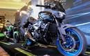 Kawasaki Z400 và Z250 ABS mới, giá từ 124 triệu đồng