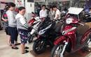 Doanh số xe máy Honda tại Việt Nam đang sụt giảm