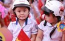 Honda Việt Nam tặng mũ bảo hiểm cho học sinh lớp một