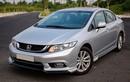 Honda Việt Nam triệu hồi Civic và CR-V lắp nhầm bơm túi khí