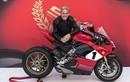 Siêu môtô Ducati Panigale V4 25th hơn 2 tỷ đồng tại Malaysia