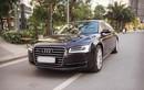 """Xe sang Audi A8L tại Việt Nam chạy 6 năm, """"bay"""" hơn 2 tỷ"""