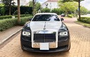 Cận cảnh Rolls-Royce Ghost dùng 9 năm hơn 8 tỷ ở Hà Nội