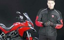 Ducati ra mắt áo giáp tích hợp túi khí cực kỳ an toàn