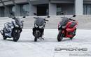 """Chi tiết xe ga thể thao SYM Jet X 150, """"đối thủ"""" Yamaha NVX 155"""