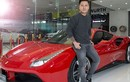 Ca sĩ Tuấn Hưng chia tay siêu xe Ferrari 488 GTB 16 tỷ