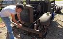 """""""Đống sắt vụn"""" GMC 1929 bỏ 80 năm, động cơ vẫn chạy tốt"""
