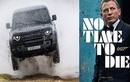 """Range Rover Sport SVR và bài test trên """"No Time to Die"""" của 007"""