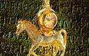 Quà ngựa mạ vàng tiền triệu sốt xình xịch