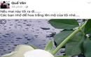 Quế Vân đáp trả khi bị anti-fan đặt cả vòng hoa trắng